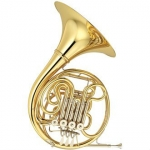 Yamaha YHR667D Full Double F/Bb French Horn, Detachable Bell