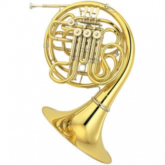 Yamaha YHR668 Full Double F/Bb French Horn (Yamaha YHR668-ll)