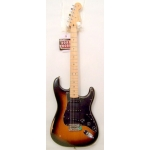 Fender Road Worn Player Stratocaster Electric Guitar in Sunburst