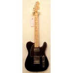 Fender Road Worn Player Telecaster Electric Guitar in Black