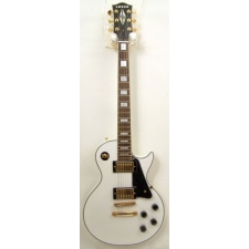 Levin LE500 Electric Guitar in White, Secondhand