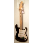 Fender Road Worn 50s Stratocaster Electric Guitar in Black