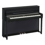 Yamaha CLP685 Clavinova Digital Piano In Black Satin (CLP685B)