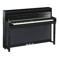 Yamaha CLP685 Clavinova Digital Piano in Polished Ebony inc Stool