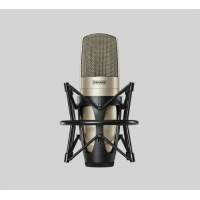 Shure KSM32 Cardioid Condenser Microphone in Champagne