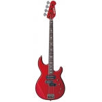 Yamaha BB714BS Billy Sheehan Signature 4 String Bass Lava Red
