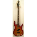Levin LB200 4 String 4 String Bass in Cherry Sunburst