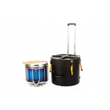 """Hardcase 14"""" X 12"""" Snare (HTS) Case w/ Wheels & Handle HNMS14HT(DX)"""