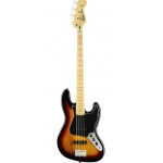 Squier Vintage Modified 4 String Jazz Bass 77 3 Colour Sunburst