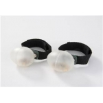 Percussion Plus PP773 Egg Shakers on Wrist Straps