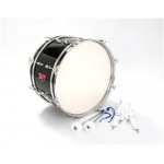 "Percussion Plus PP788 Junior Marching Bass Drum 20"" x 12"""