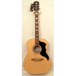 EKO Ranger VI Vintage Series 6 String Acoustic Guitar In Natural