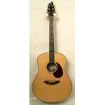 Breedlove AD20SR Plus Acoustic Guitar in Natural