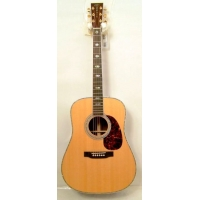 Martin D41 Dreadnought Acoustic Guitar in Natural