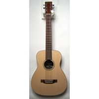 Martin & Co LXM Little Martin Acoustic Guitar in Natural
