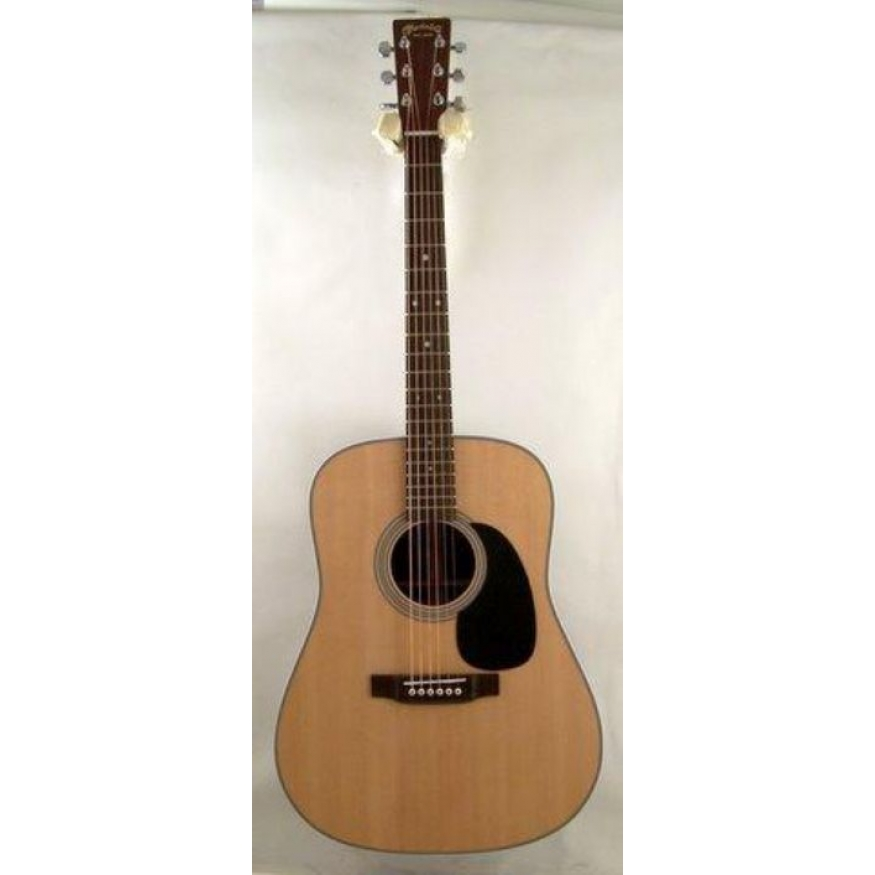 martin d28 dreadnought acoustic guitar in natural inc hard case at promenade music. Black Bedroom Furniture Sets. Home Design Ideas
