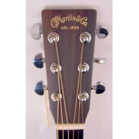 Martin D35 Dreadnought Acoustic Guitar in Natural inc Hard Case