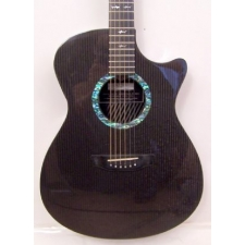 RainSong OM1000 Classic Graphite OM Electro Acoustic Guitar, Secondhand