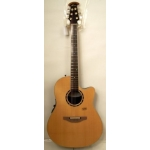 Ovation CDX24 Electro Acoustic Guitar in Natural