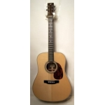 Satori YD28EQ  Electro Acoustic Guitar in Natural