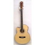 Levin LS500LCE Left Handed Electro Acoustic in Natural