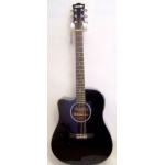 Levin LD30CELH Left Handed Electro-Acoustic in Black