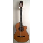 Ramirez 2NCWE Electro Classical Guitar with Cutaway