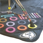 Protection Racket Drum Mat Coloured Marker Pack 9022-00