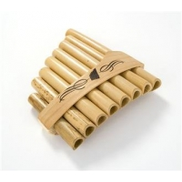 Percussion Plus PP905 Panflute 8 note bamboo
