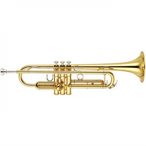 Yamaha YTR6345-G Bb Trumpet with Case & Mouthpiece