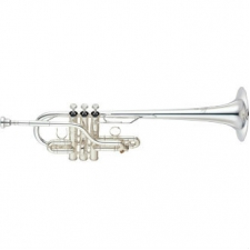 Yamaha YTR9636 Eb/D Trumpet With mouthpeice & Case