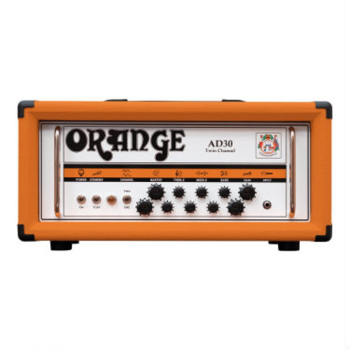 orange ad30htc tube amp valve amp guitar head amp head at promenade music. Black Bedroom Furniture Sets. Home Design Ideas