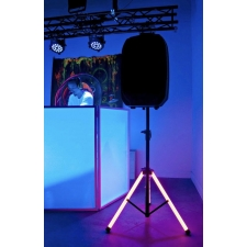 ADJ Color Stand - LED Speaker Stand with Remote Control