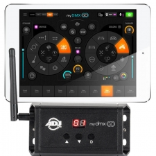 ADJ mydmx GO - DMX Lighting Controller for iOs or Android