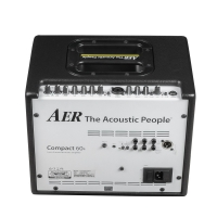 AER Compact 60 Mk4 Acoustic Amp (60w)