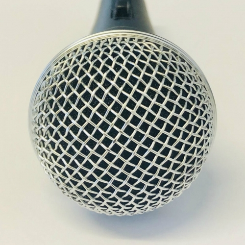 Arena AM85S Switched Vocal Microphone With Clip & Bag