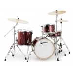 Premier APK Bebop 18 Drum Kit Available In Black, Red, Blue or Silver