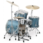Premier APK Stage 20 Drum Kit Available In Black, Red, Blue or Silver