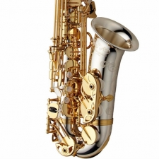 Yanagisawa AWO37 Part Solid Silver Alto Saxophone Outfit