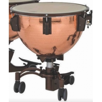 "Adams 32"" Revolution Hammered Copper Timpani & F/tuners (Ad2PARKFH32)"