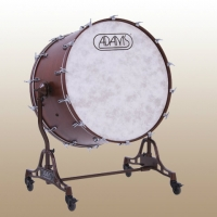 "Adams 28"" x 22"" Concert Bass Drum With Tiltable Stand (Ad2BDIIV2822)"