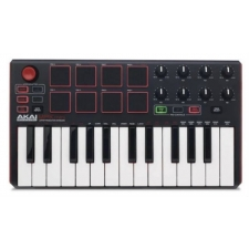 Akai MPK Mini 2 - Compact Keyboard and Pad Controller