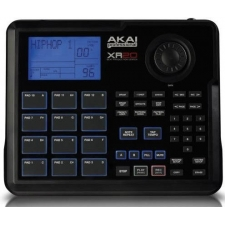 Akai XR20 - Portable Hip-hop and R&B Beat Production Center