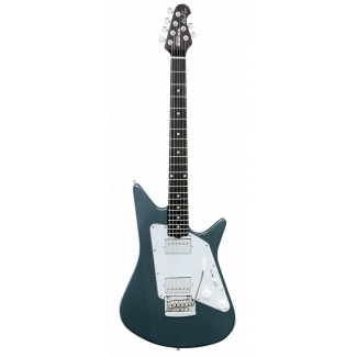 Music Man Albert Lee HH Sig in Charcoal Frost, Tremolo Version