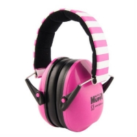 Alpine Ear Muffy Ear Muffs in Pink - Hearing Protection for Kids