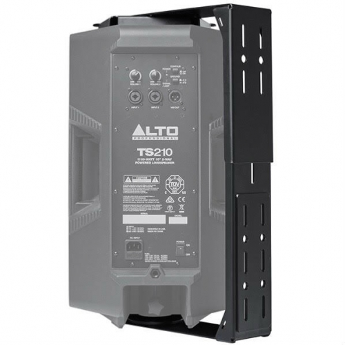 Alto TSB810 - Black Wall-Mount Bracket (Single Unit)