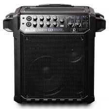 Alto Uber FX Portable Rechargable PA System with Bluetooth (Single Unit)