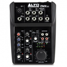 Alto Zephyr ZMX52 - 5 Channel Mixer
