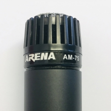 Arena AM75 Instrument Microphone with Mic Clip & Bag