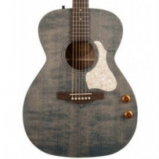 Art & Lutherie Legacy Q-Discrete Electro Acoustic in Denim Blue Semi-Gloss